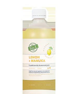 Bio-E 麦卢卡有机柠檬酵素 500ml