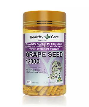 Healthy Care葡萄籽 300粒